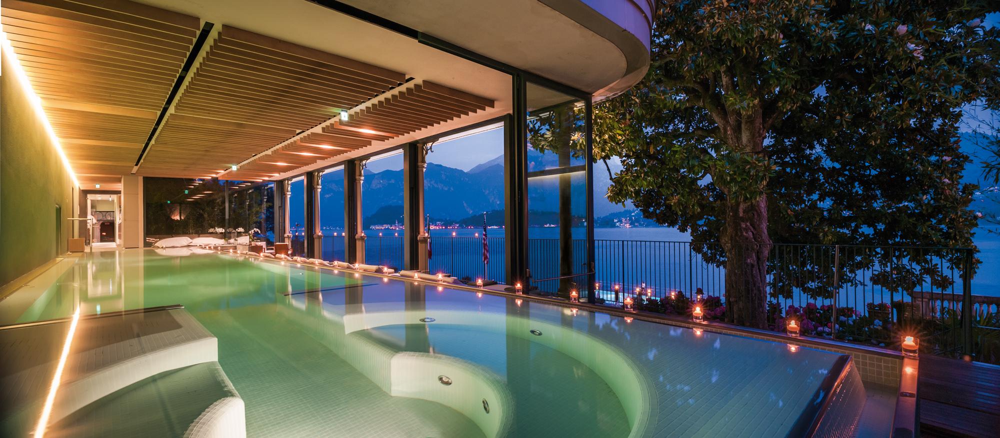 Grand Hotel Tremezzo Lago di Como Italia spa