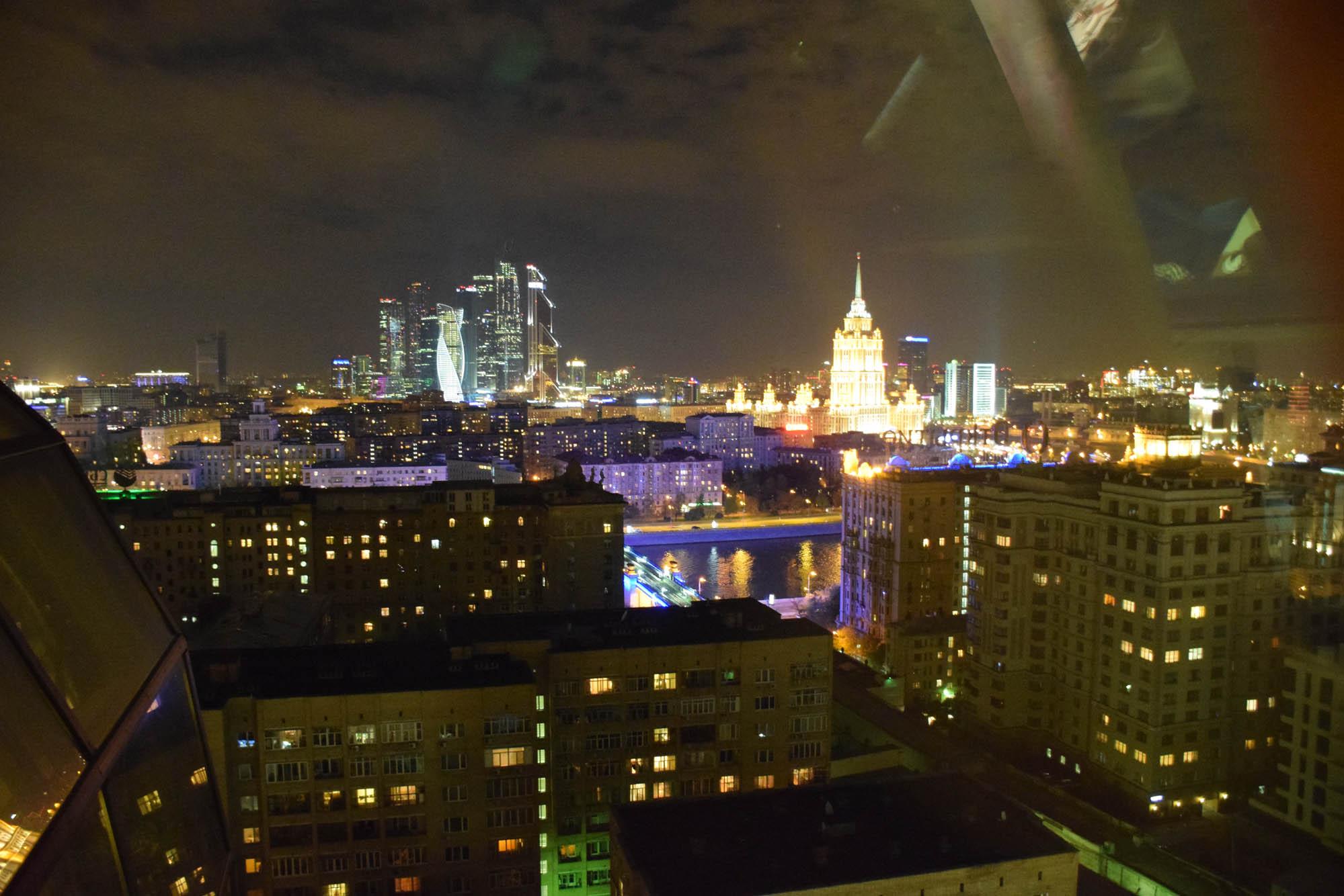 dicas de moscou russia restaurante white rabbit