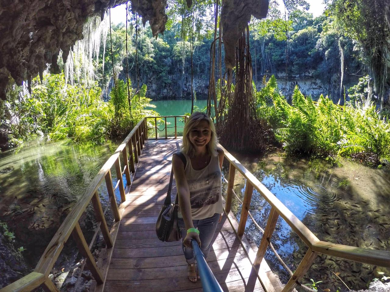 Parque Los Tres Ojos - Santo Domingo - República Dominicana