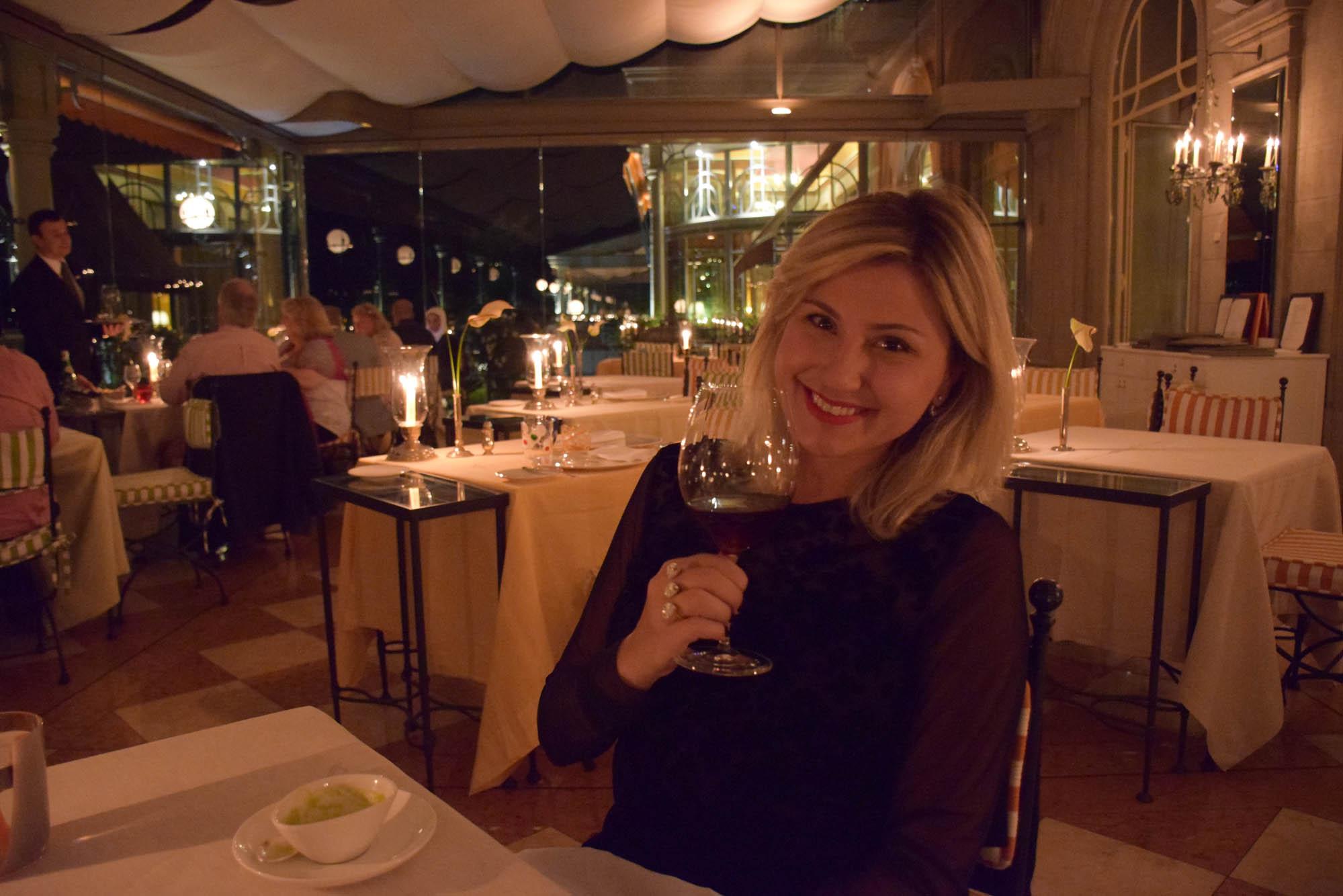 Grand Hotel Tremezzo Lago di Como restaurant La Terraza