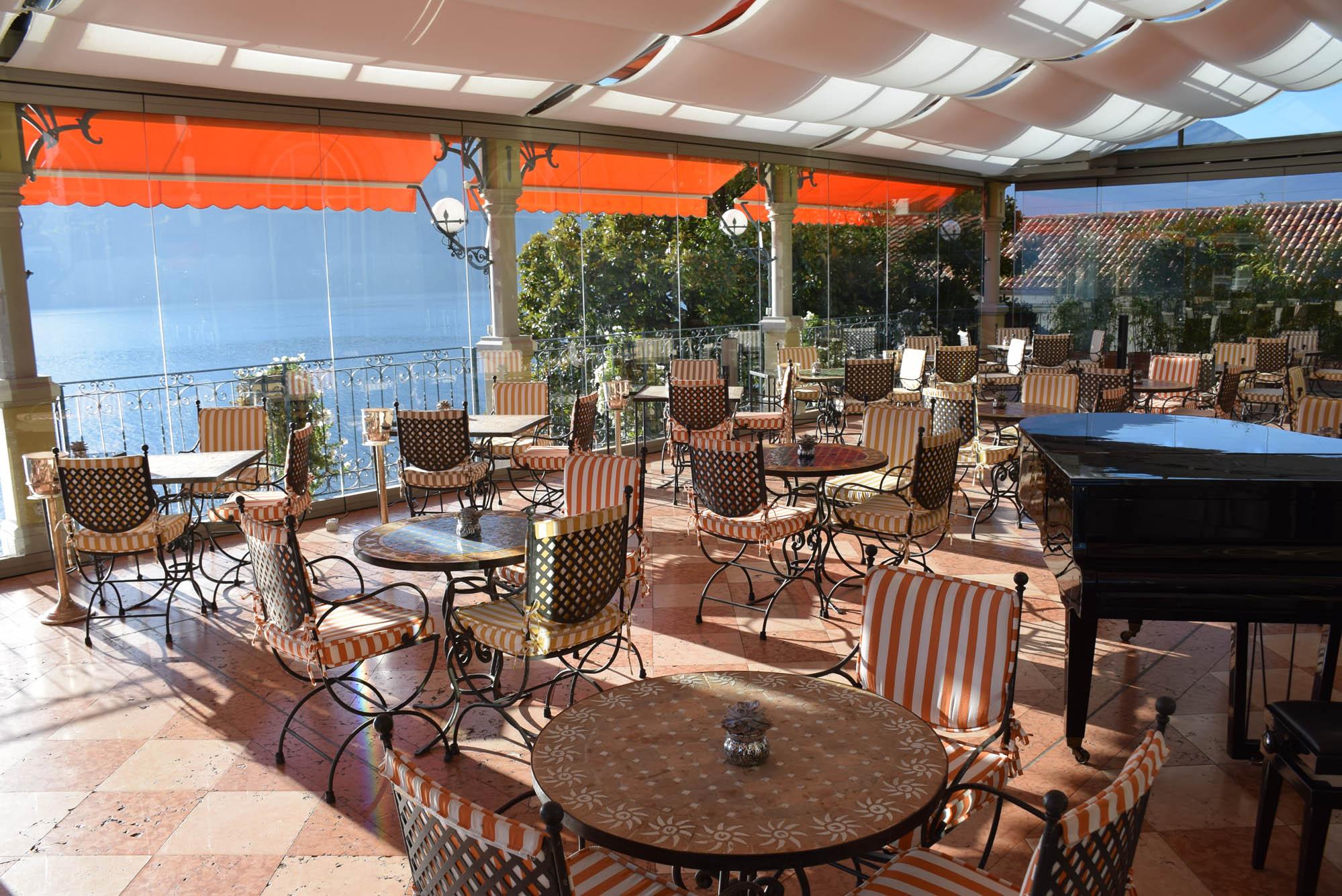 Grand Hotel Tremezzo Lago di Como T Bar