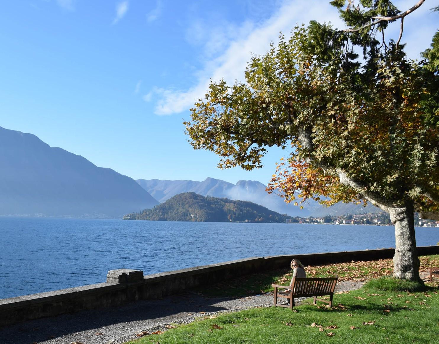Tremezzo Lago di Como Italia