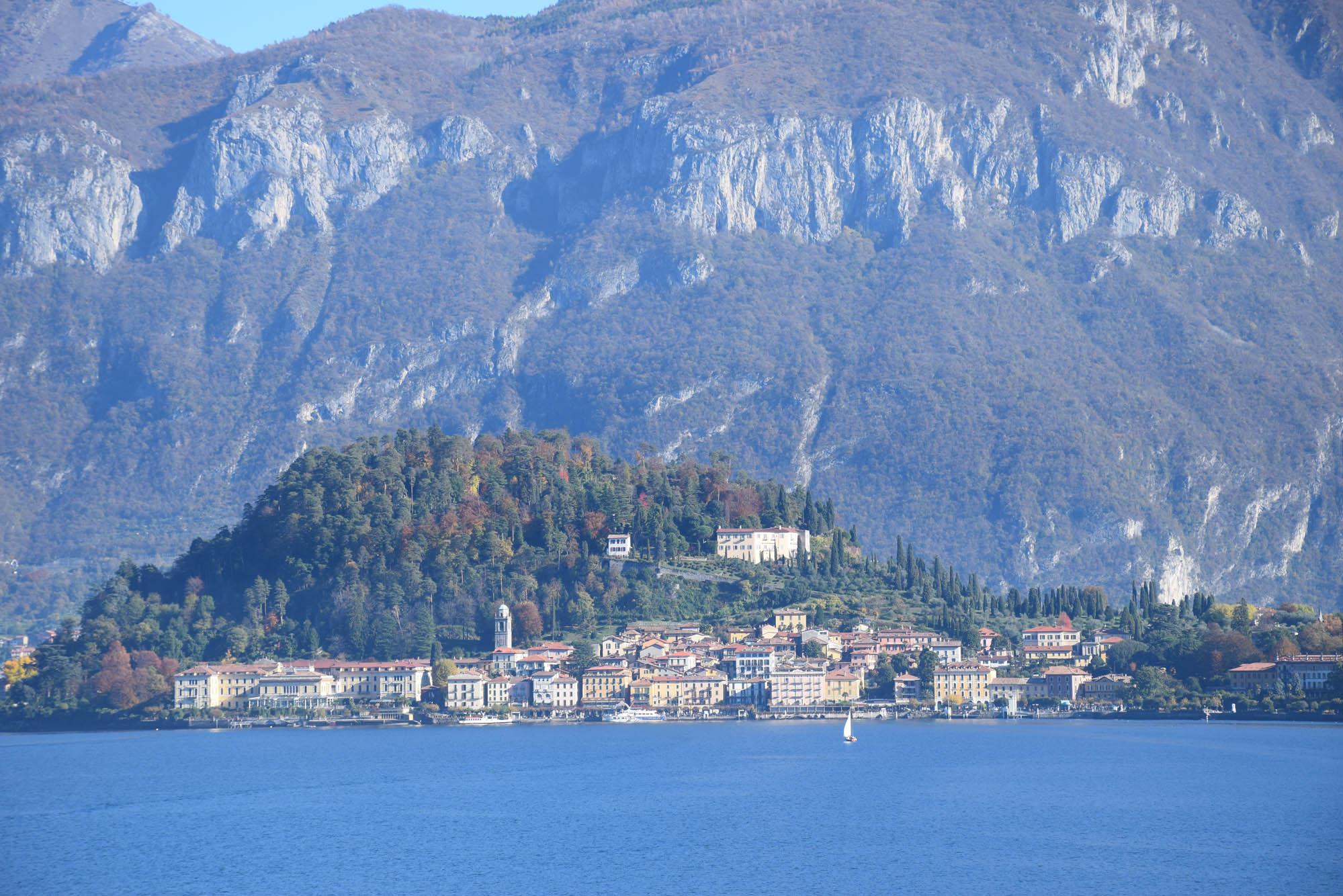 lago di como italia bellagio