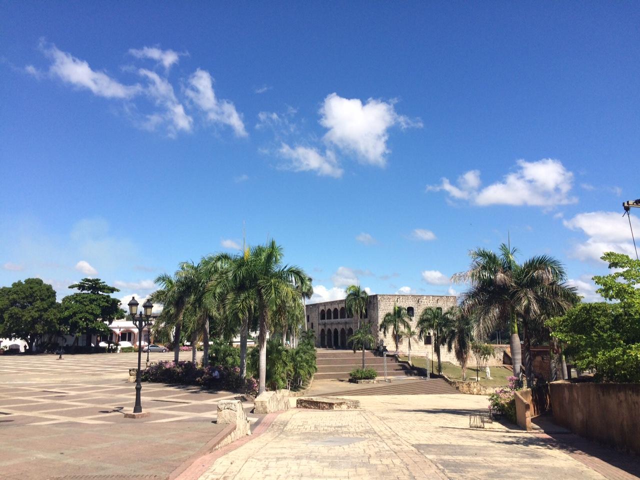 Alcázar de Colón - Zona Colonial de Santo Domingo