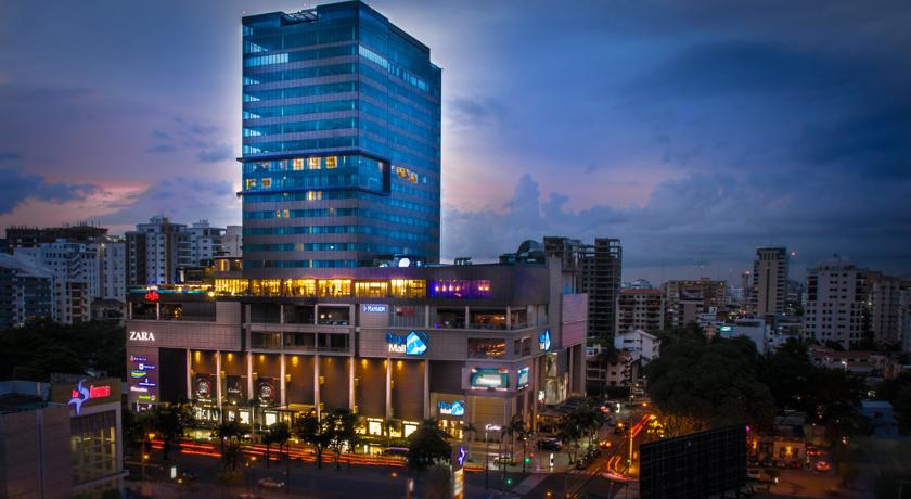 Hotel JW Marriott Santo Domingo, no shopping Blue Mall - República Dominicana