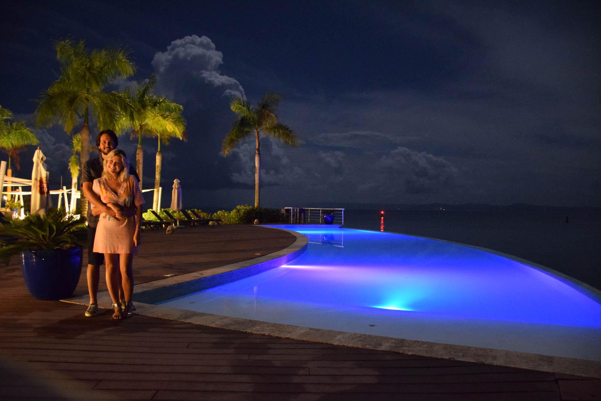CAFE DEL MAR - BANNISTER HOTEL - PUERTO BAHIA - SAMANA - REPUBLICA DOMINICANA