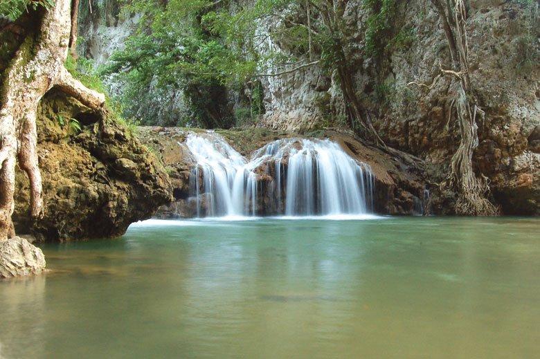 Cascada Lulu - Samaná - República Dominicana | foto: panoramio.com