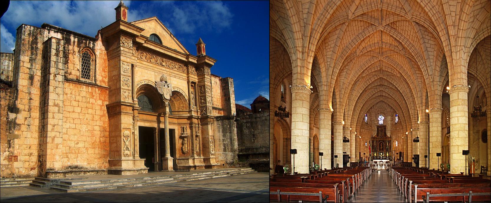 Catedral Primada de América - Zona Colonial de Santo Domingo