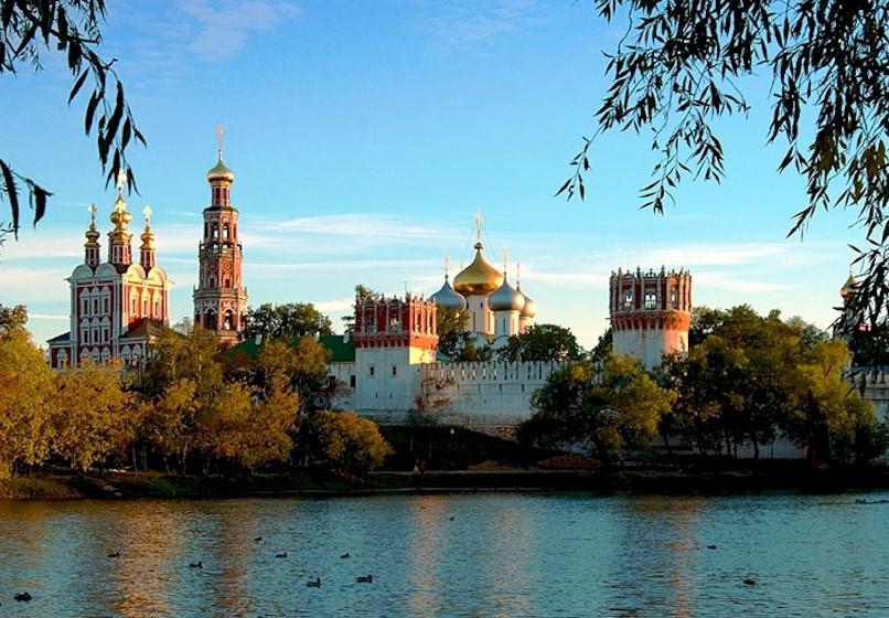 Convento de Novadevichy Moscou