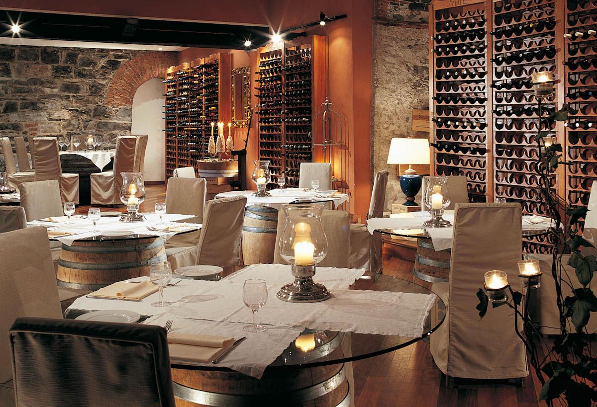 Grand Hotel Tremezzo L Escale restaurant lago di como