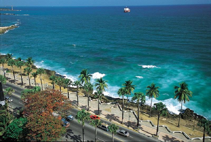 Malecón de Santo Domingo | foto: rabbitinternational.com