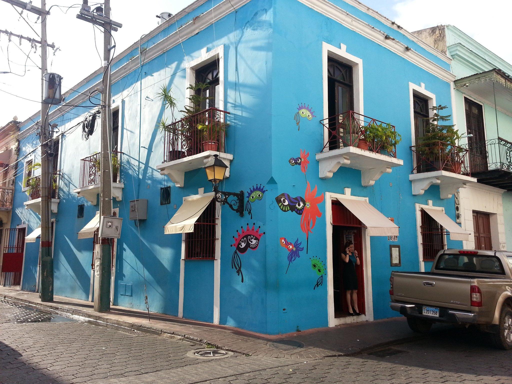 Restaurante Mesón D'Bari, na Zona Colonial de Santo Domingo | foto: facebook
