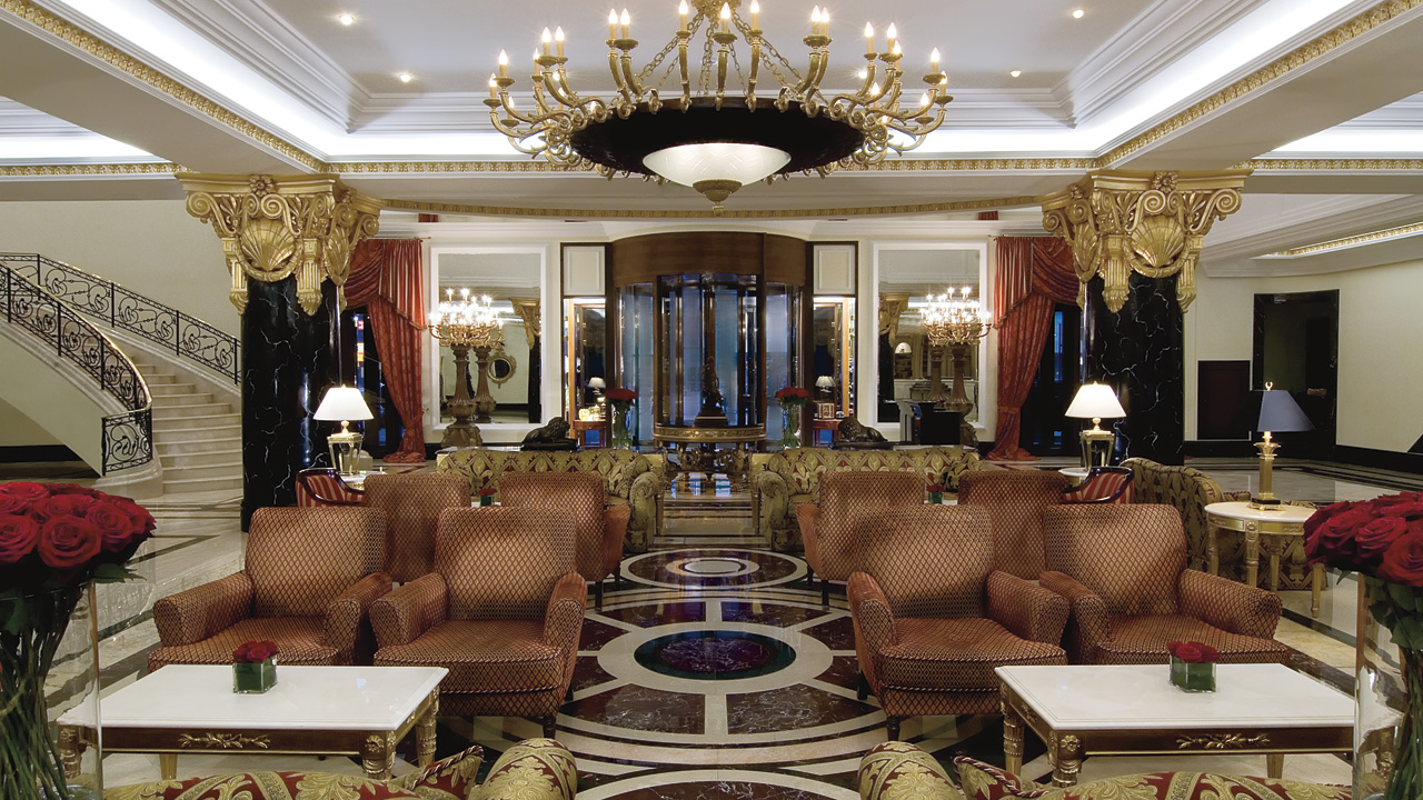 The Ritz-Carlton Hotel Moscow lala rebelo