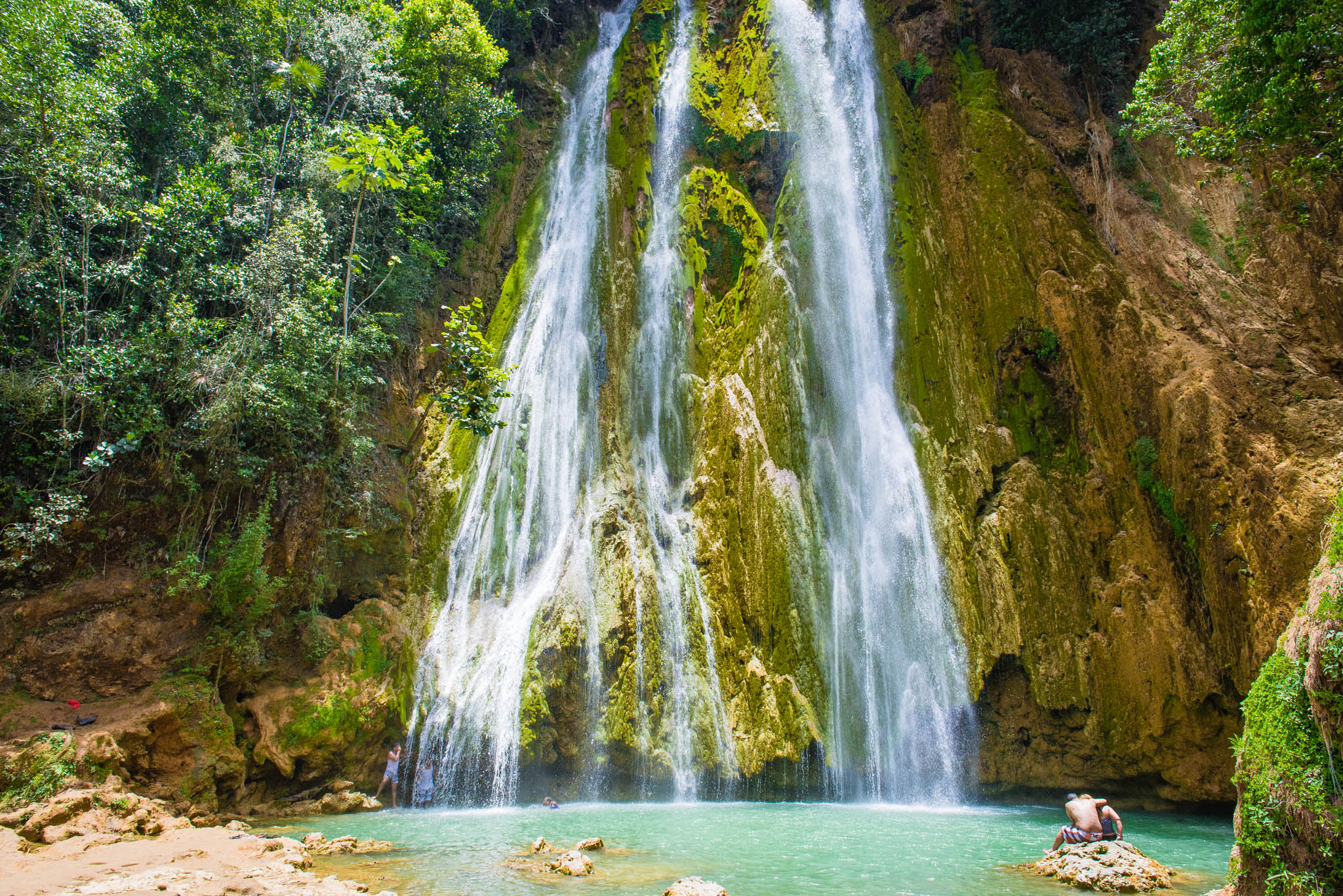 Salto del Limón - Samaná - República Dominicana | foto: uncommoncaribbean.com