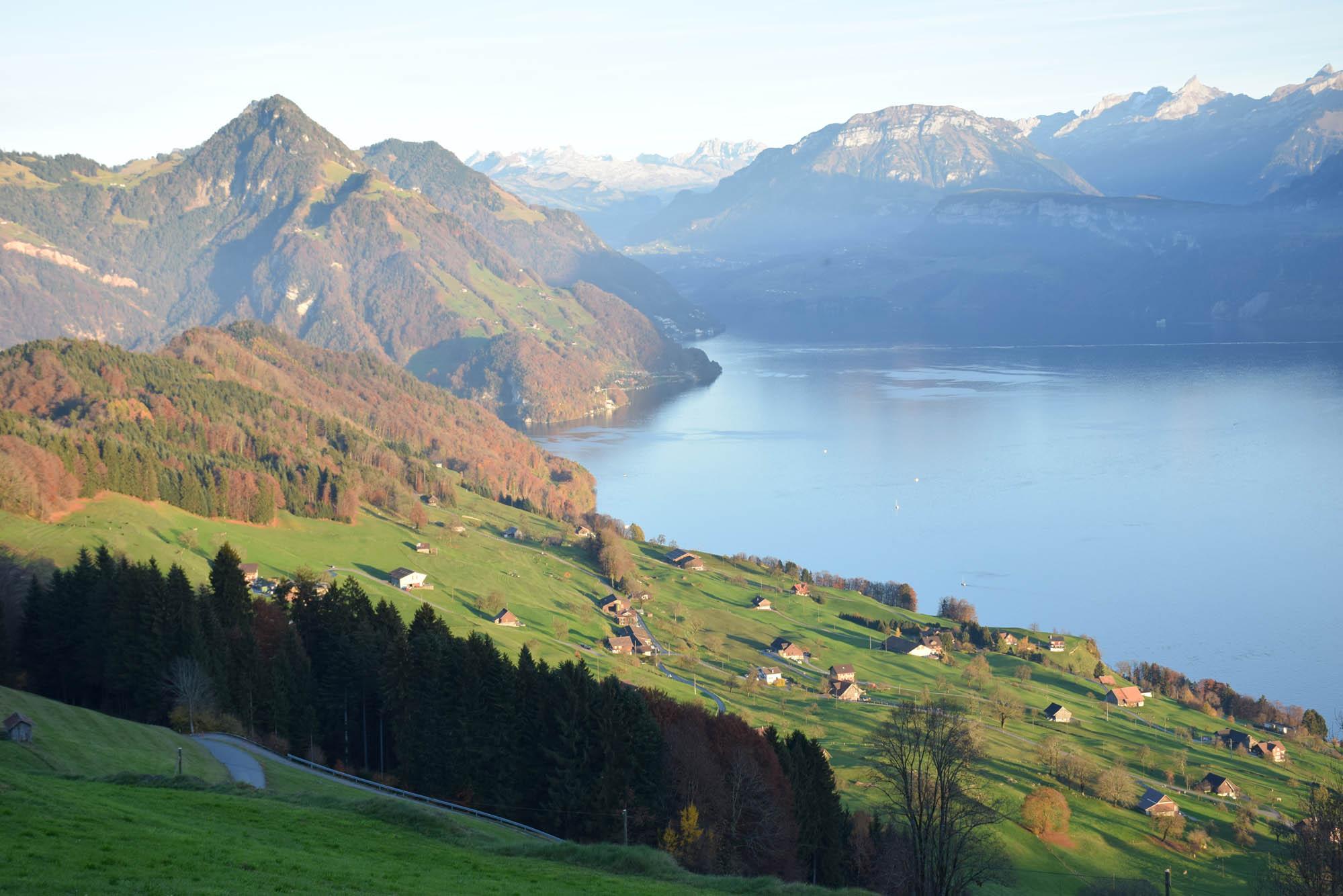 Hotel Villa Honegg Suíça