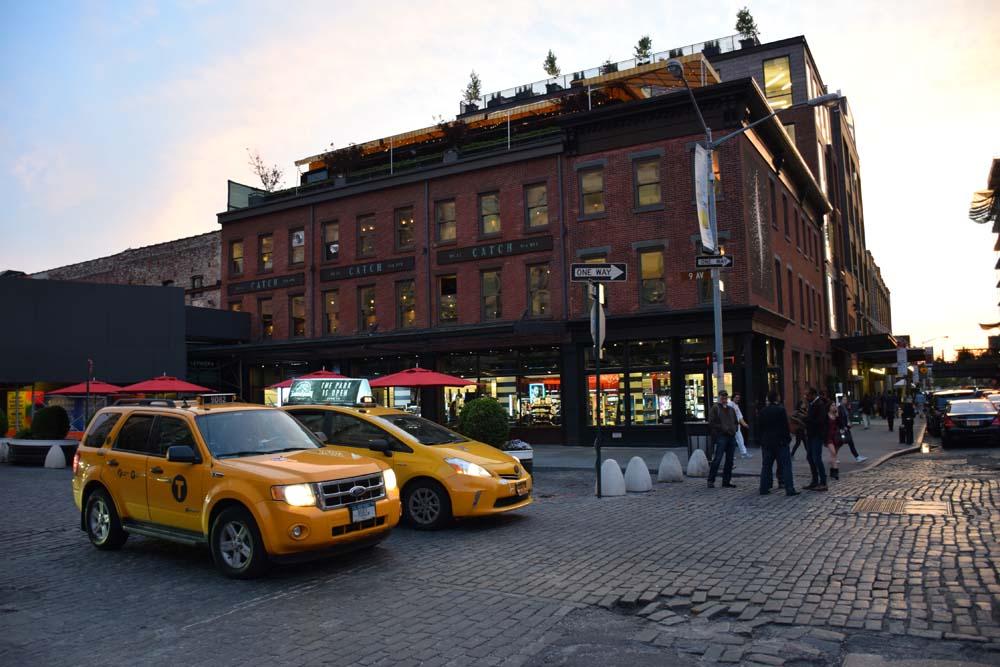 Um dos melhores restaurantes de Nova York: CATCH, no Meatpacking District