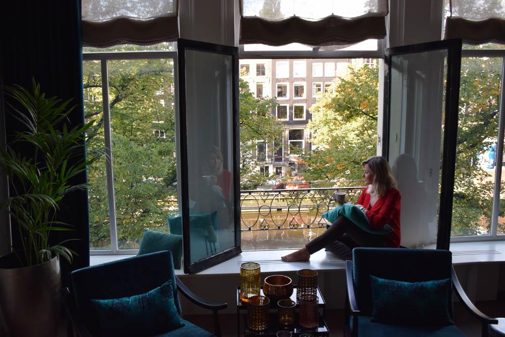 Nosso apartamentinho em Amsterdam: KeizergrachtSuite471