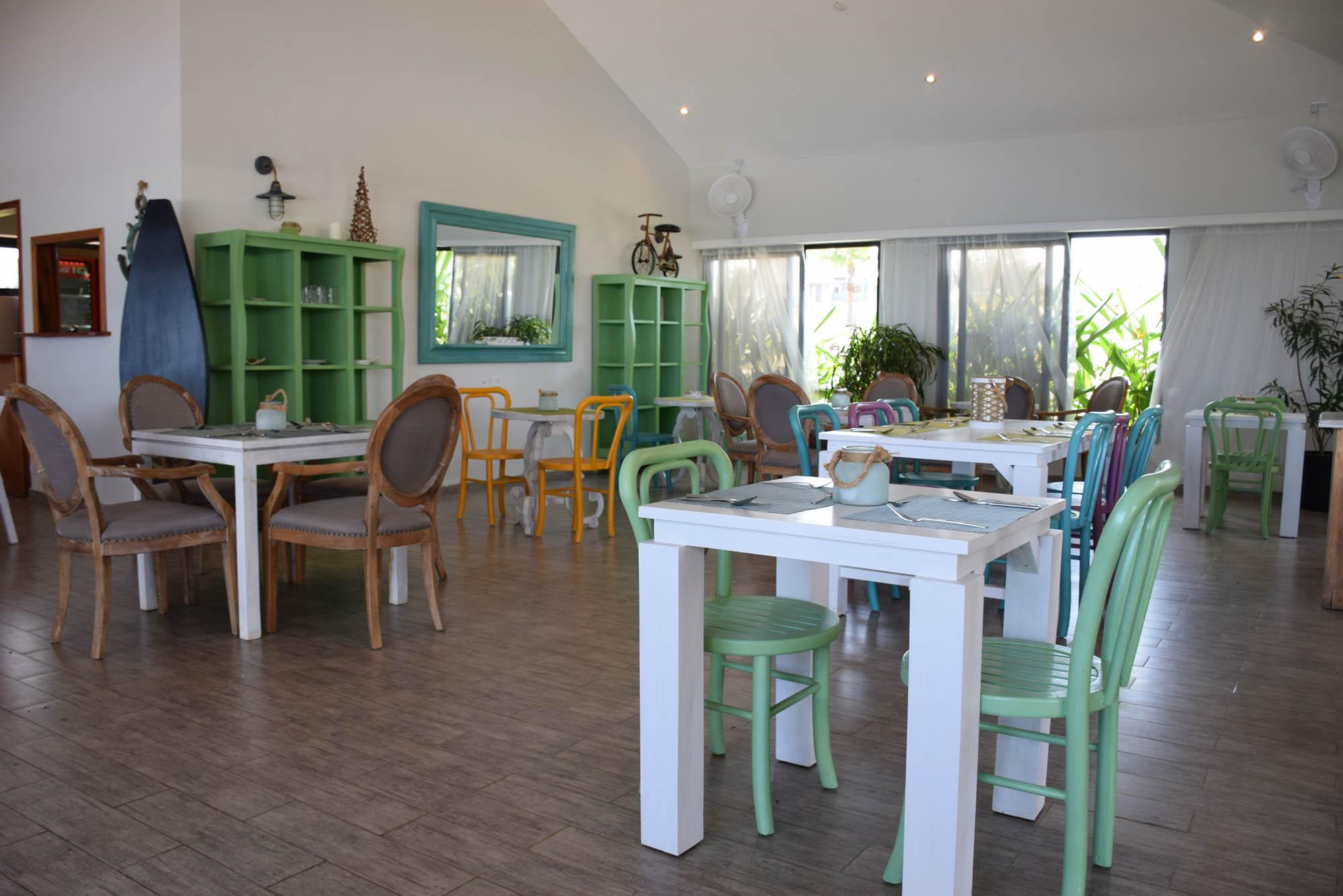 Restaurante do Los Vientos Beach Club - Condomínio Andromeda - Pedasí