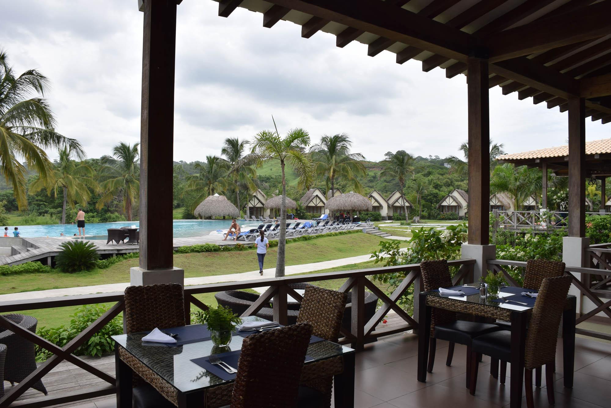 Restaurante do Playa Venao Hotel Resort