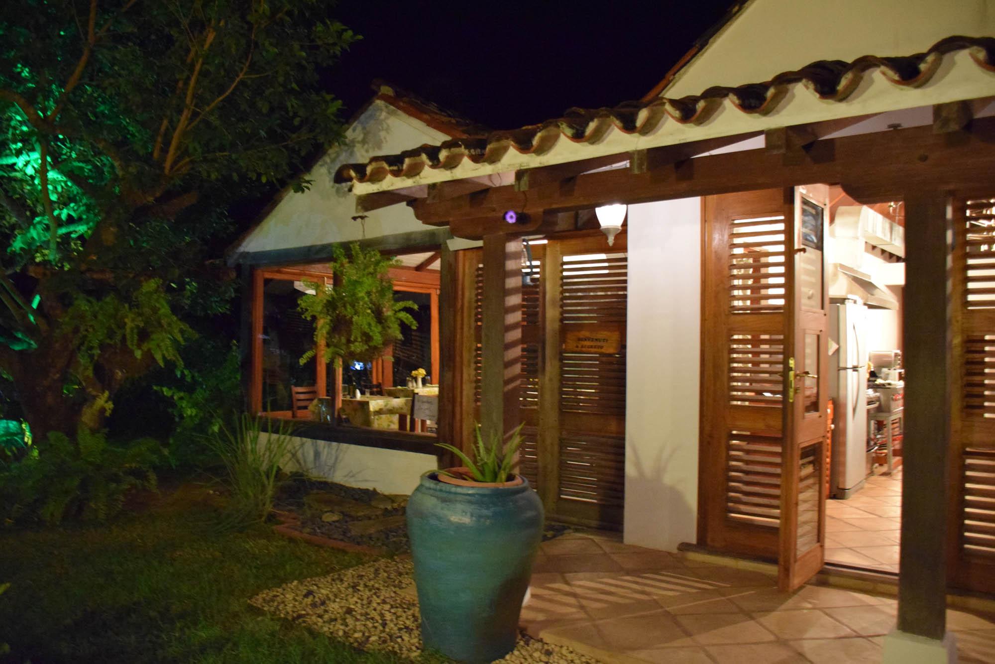 """Restaurante Italiano """"Segreto"""" em Pedasí - Panamá"""