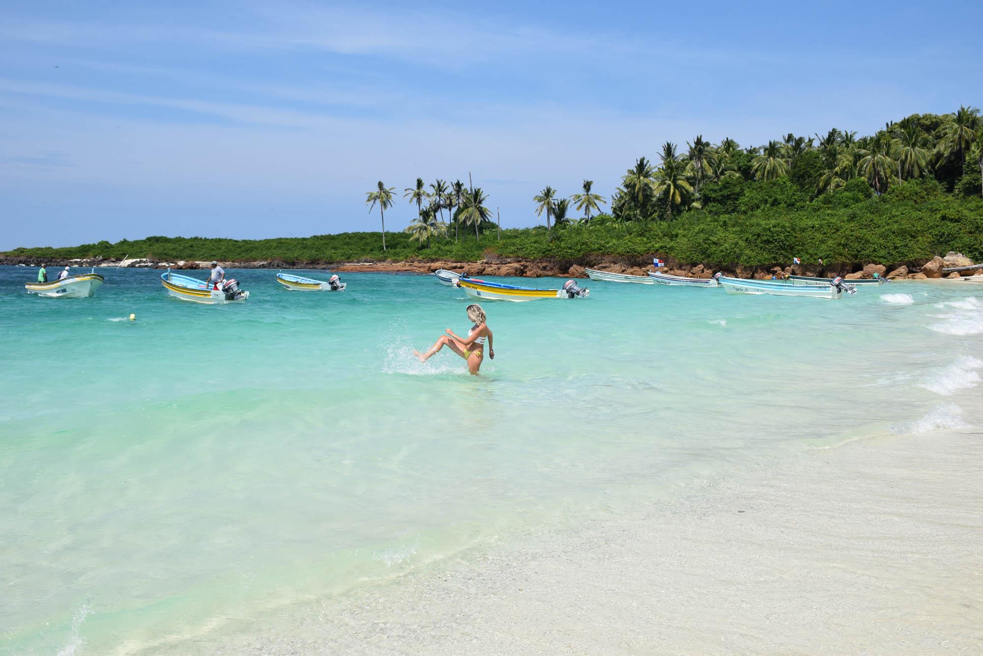 Praias no Panamá - Isla Iguana - Pedasí