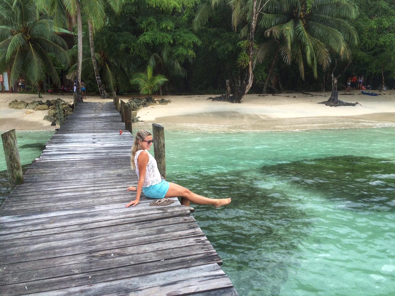 Isla Carenero - Bocas del Toro - Panamá