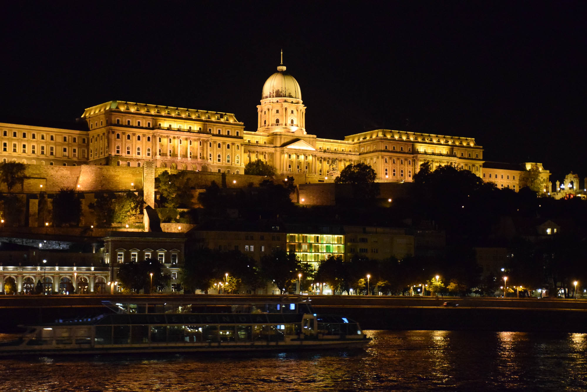 Buda Castle - Budapeste - Hungria