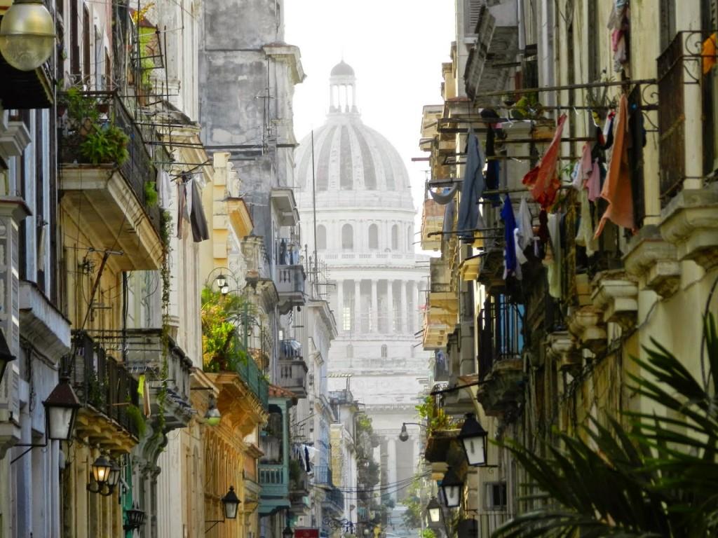 O Capitólio - Habana Vieja - Cuba