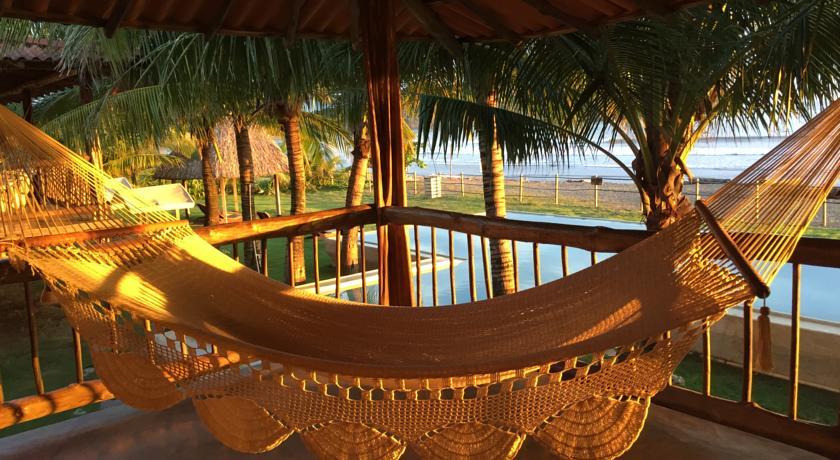 Quartos do Hotel El Sitio de Playa Venao, Pedasí, Panamá | foto: booking.com