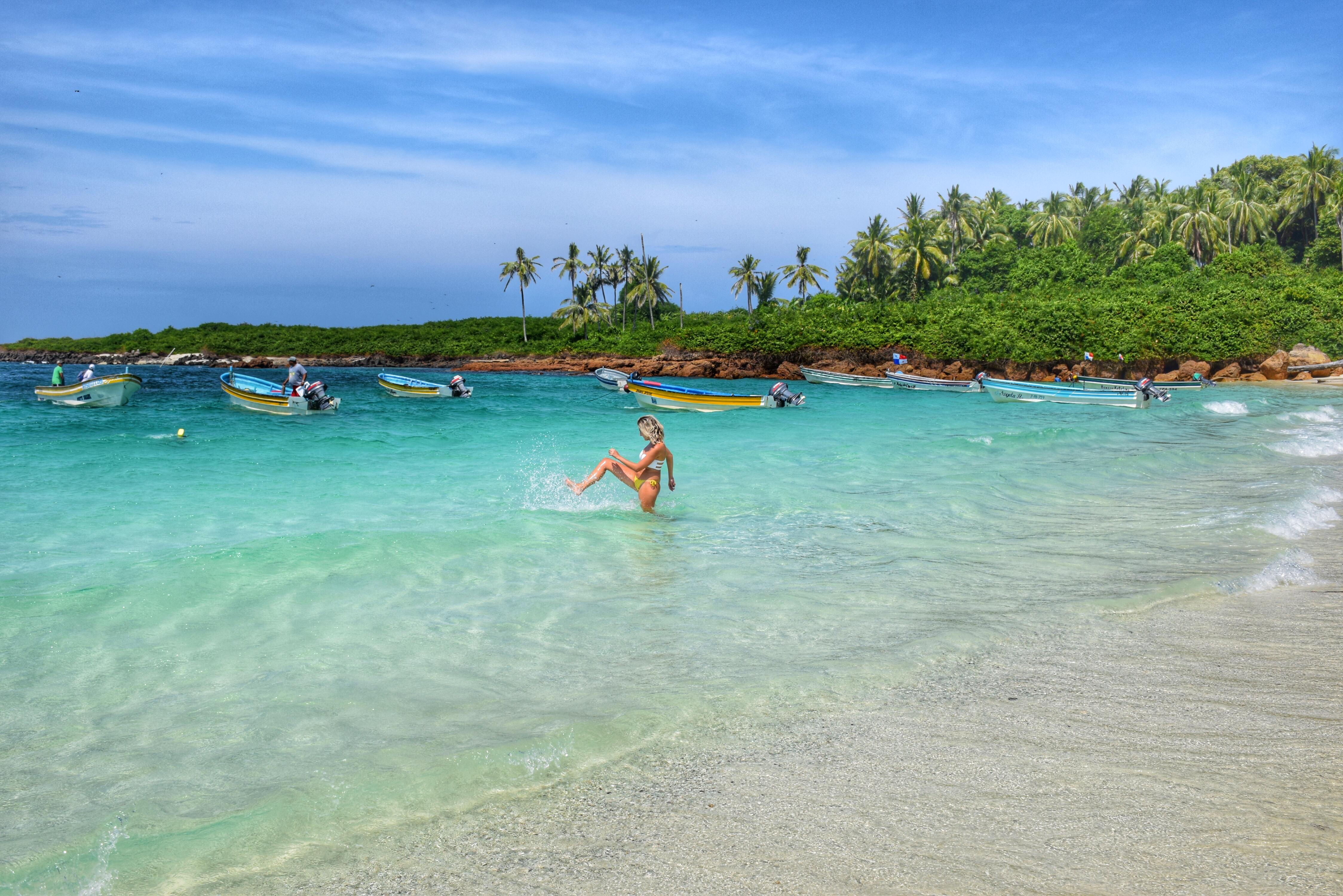 Isla Iguana - Pedasí - Panamá