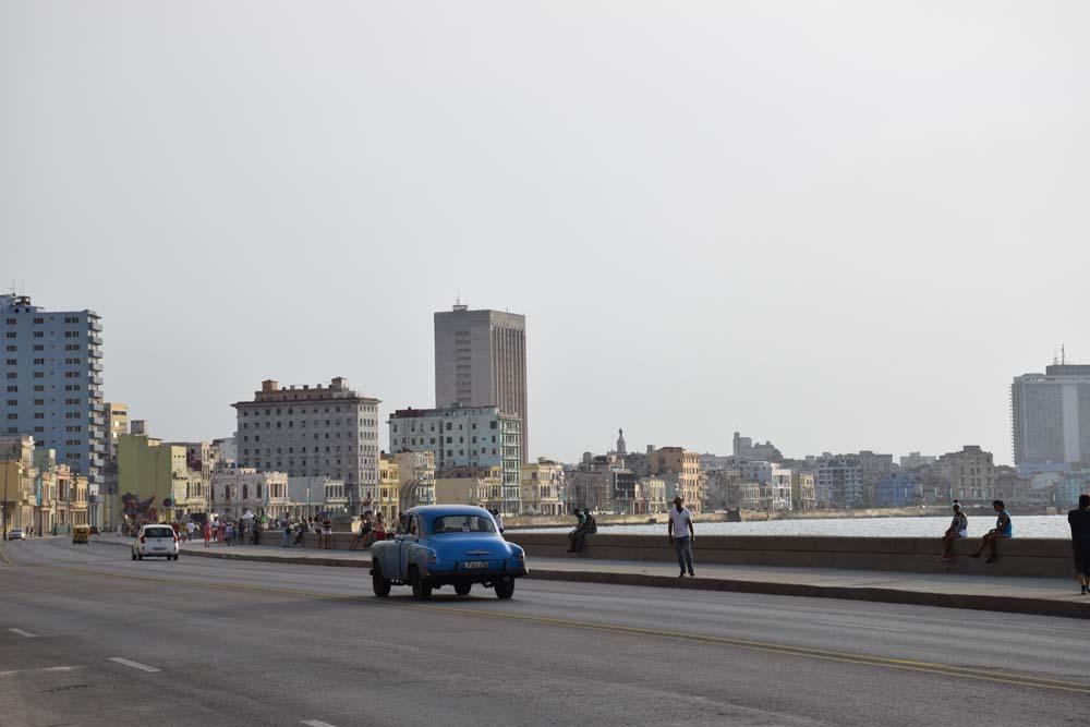 Malecón de Havana, Cuba