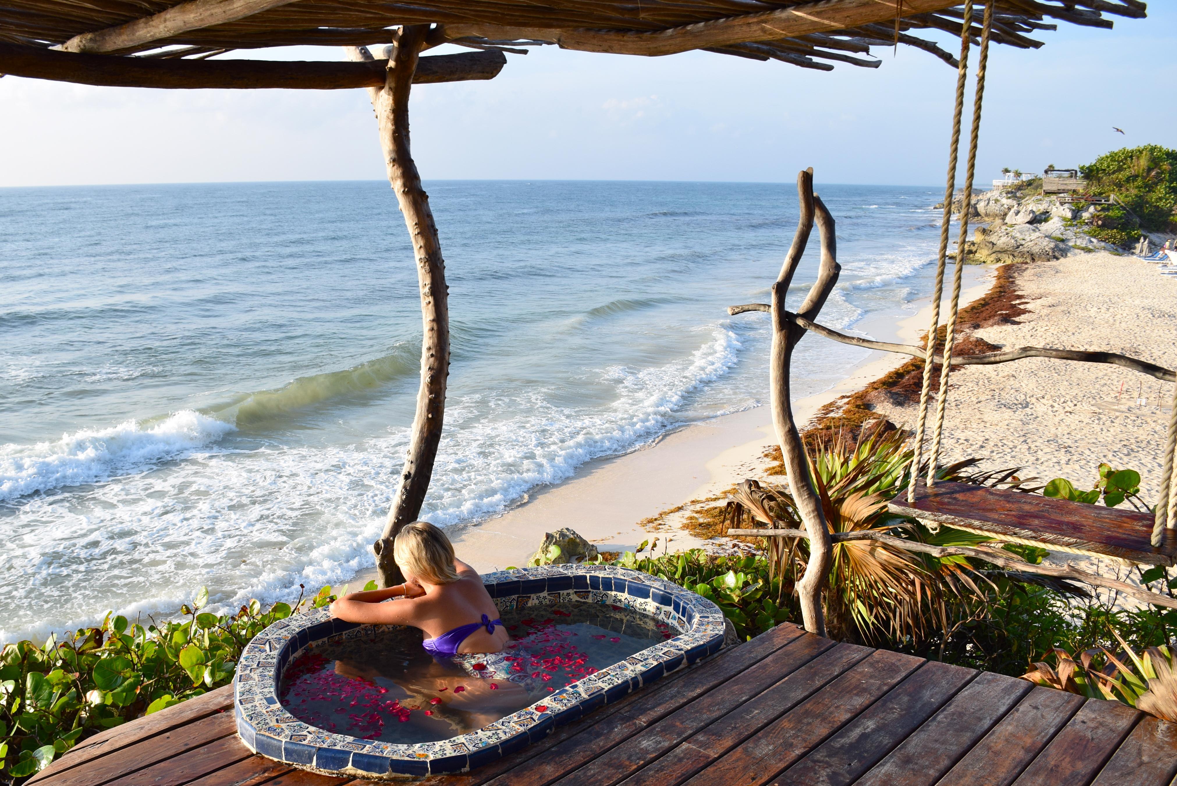 Hotel Azulik - Tulum - Riviera Maya - México