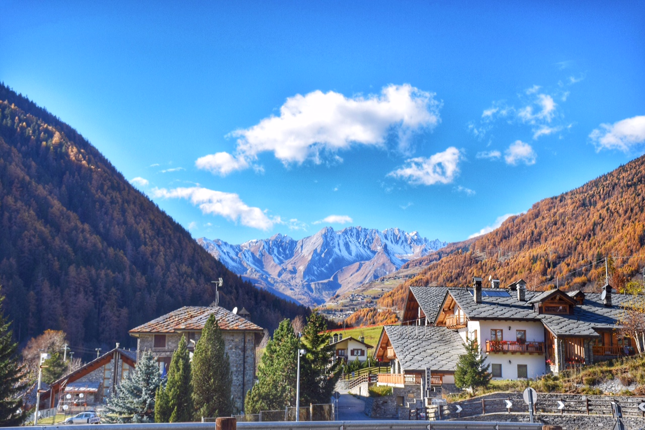 Valle d'Aosta - Itália