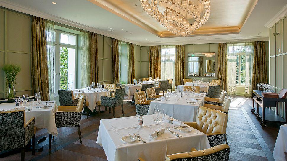 Hotel Villa Honegg restaurant
