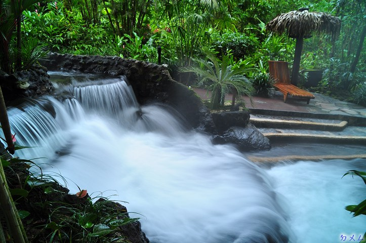tabacon hot springs arenal costa rica la fortuna