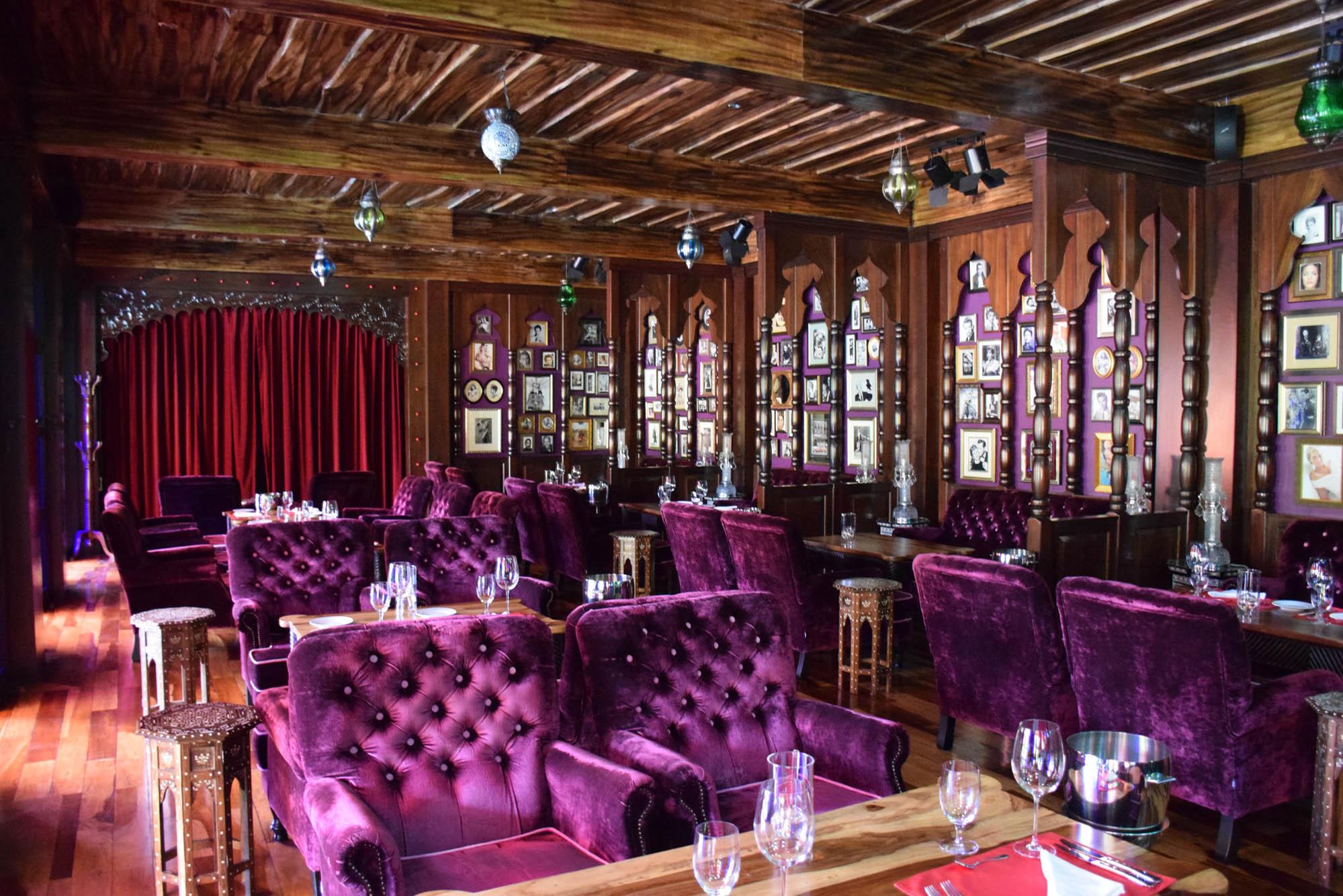 amor loco restaurant arenal costa rica nayara springs hotel