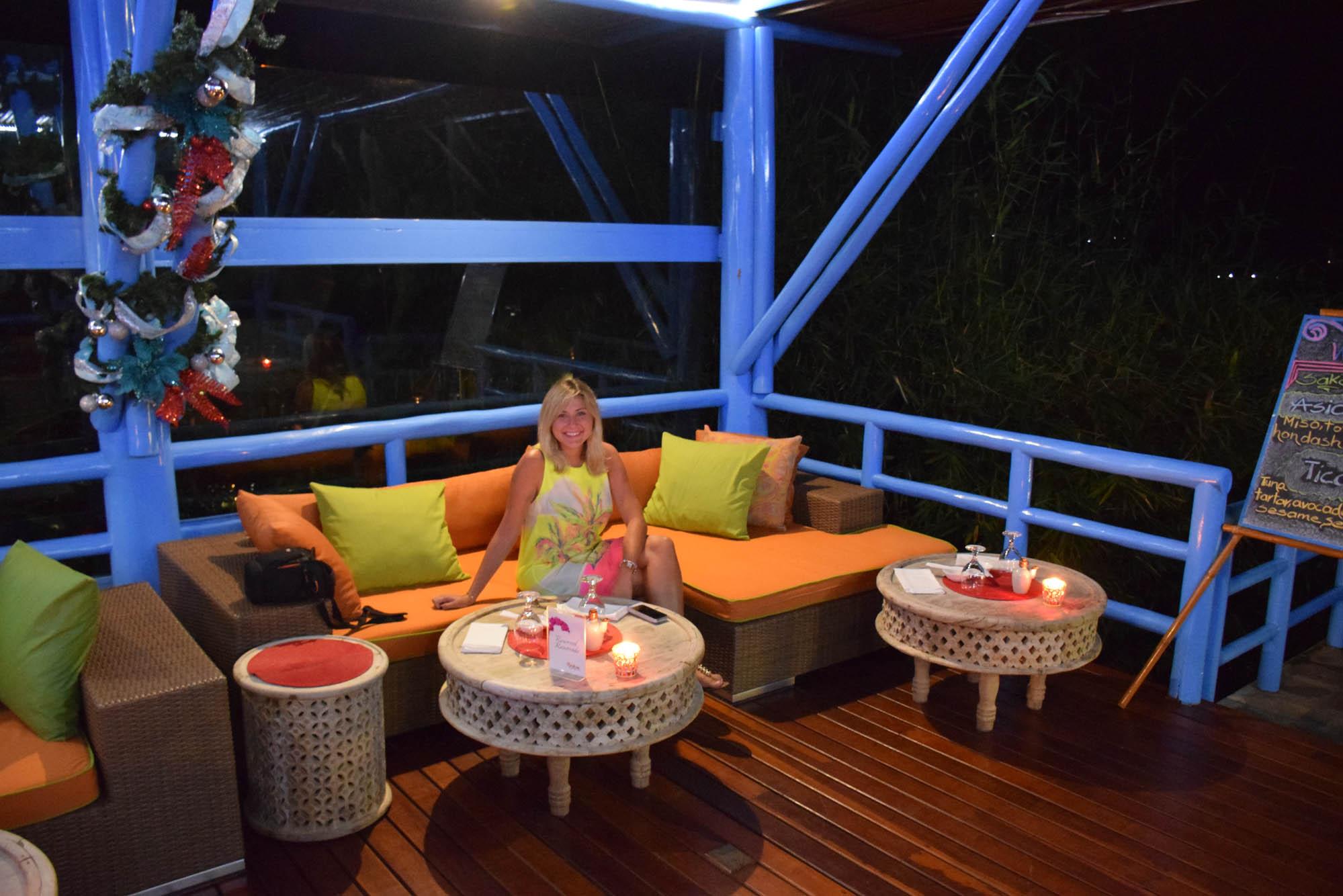 Restaurante Asia Luna - Nayara Hotel Spa & Gardens - La Fortuna/Arenal - Costa Rica