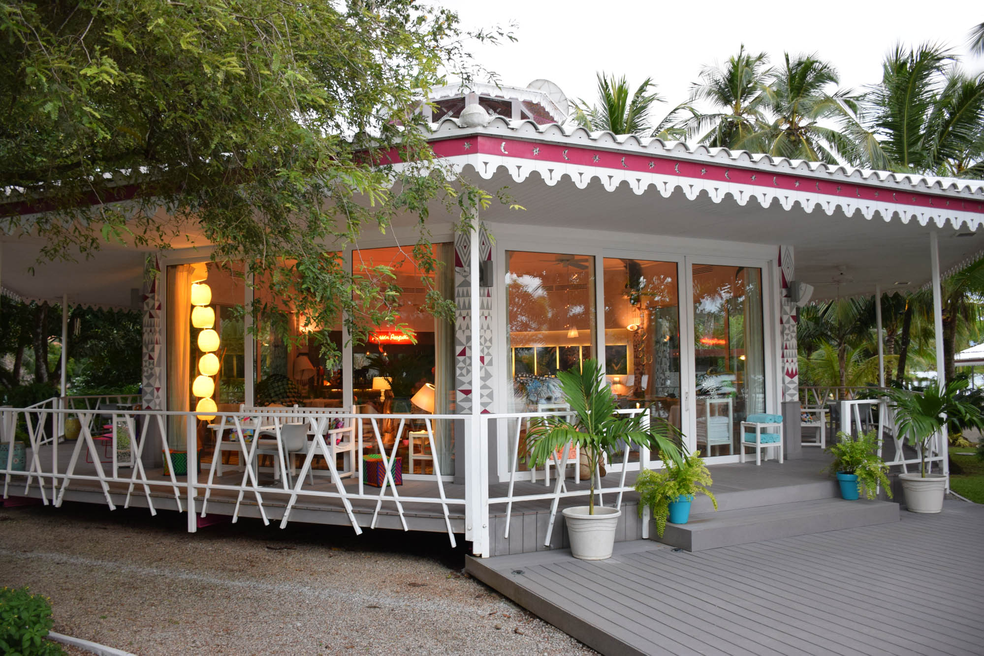 hotel El Otro Lado Portobelo Panama