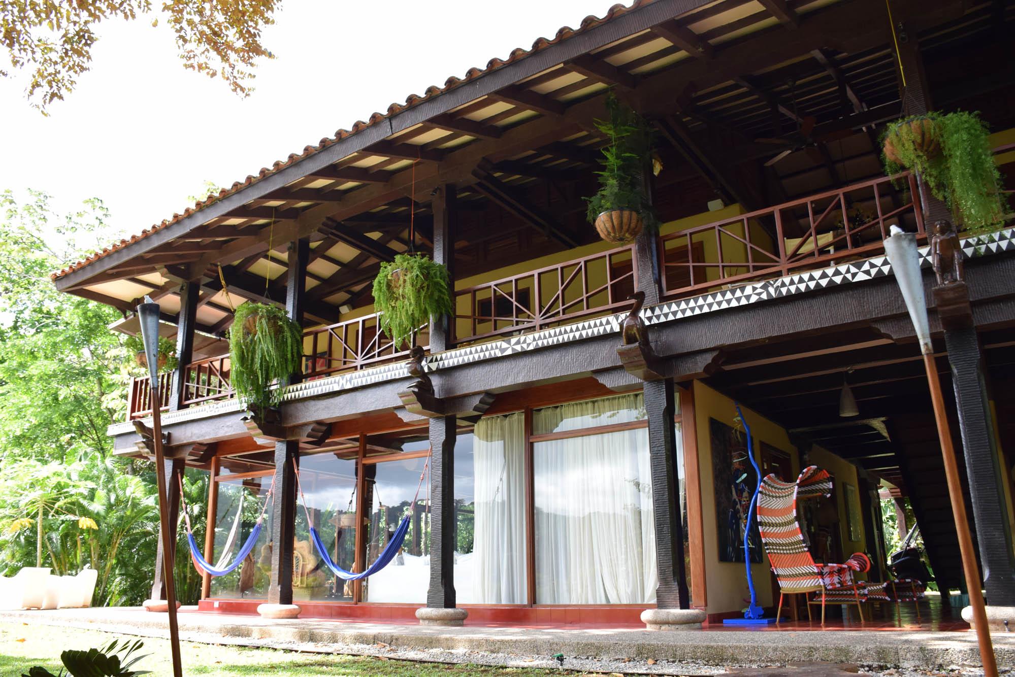 hotel El Otro Lado Portobelo Panama rooms