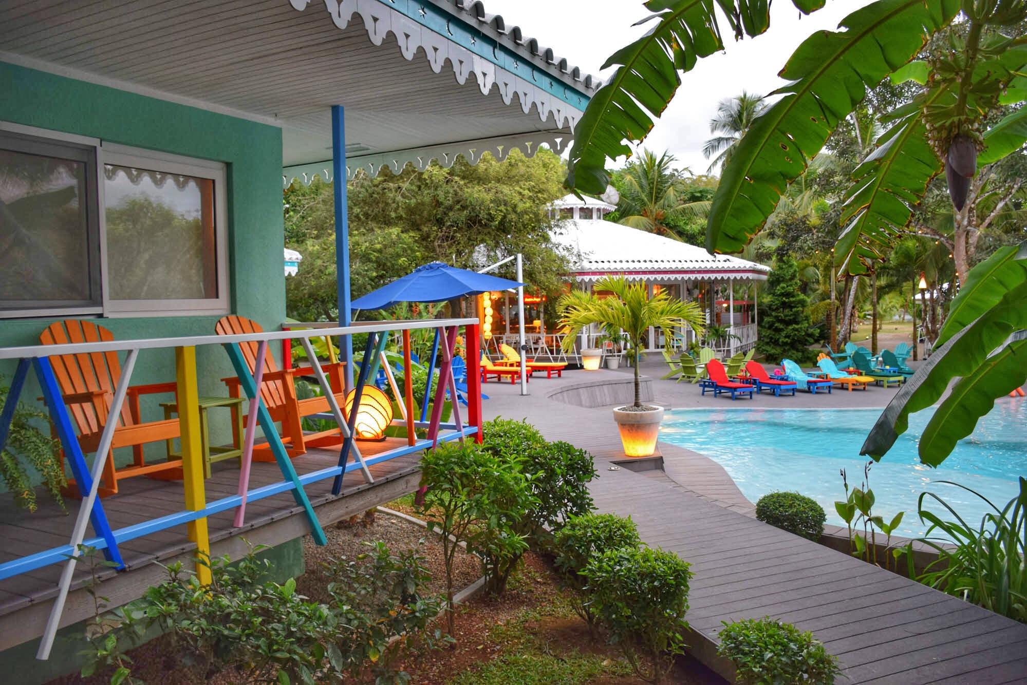 Hotel El Otro Lado - Portobelo - Panamá