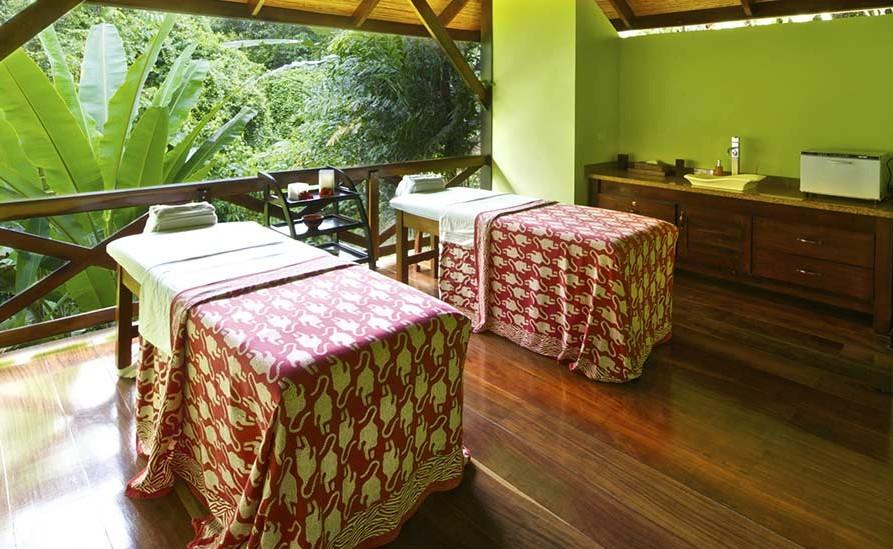 Spa do Hotel Nayara - MARAVILHOSO! | foto: divulgação hotel