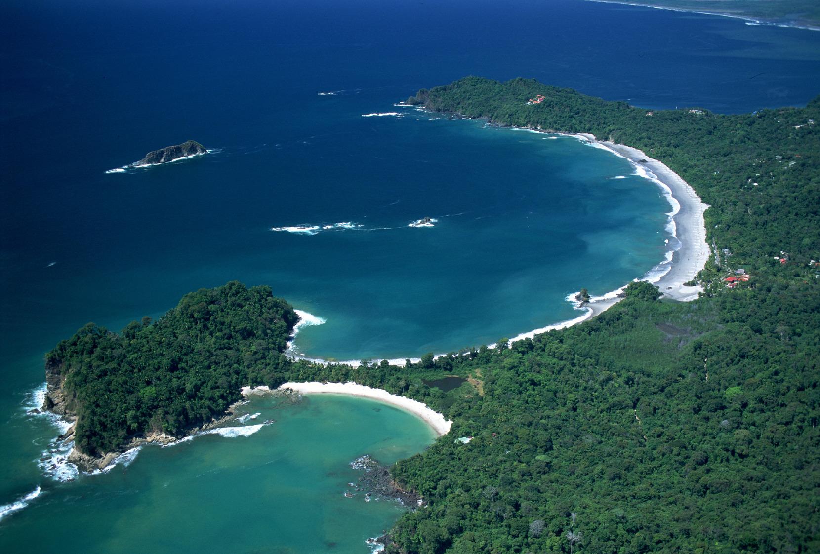 Parque Nacional Manuel Antonio - Costa Rica | foto: geografiacr.com