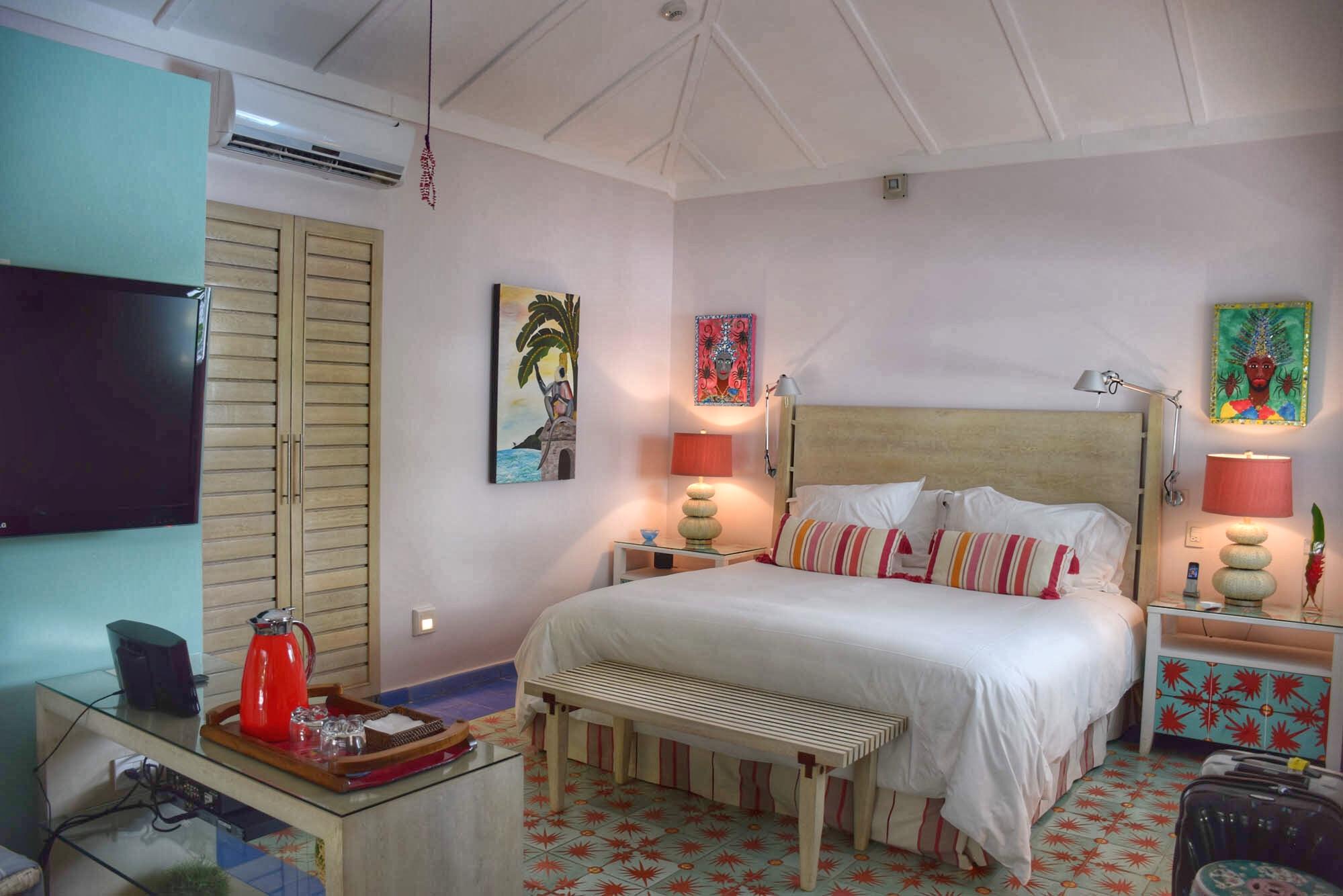Praias no Panamá - Hotel El Otro Lado - hotel de luxo em Portobelo