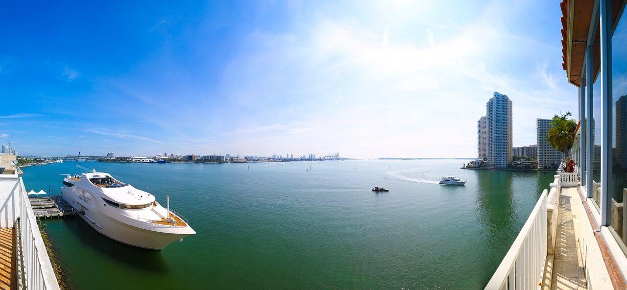 Vista do Hotel InterContinental | foto: divulgação