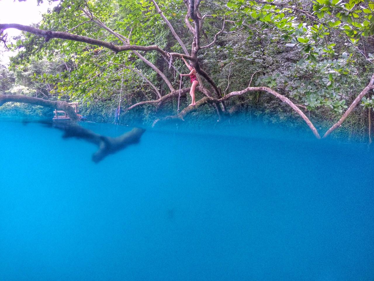 BLUE LAGOON JAMAICA PORT ANTONIO