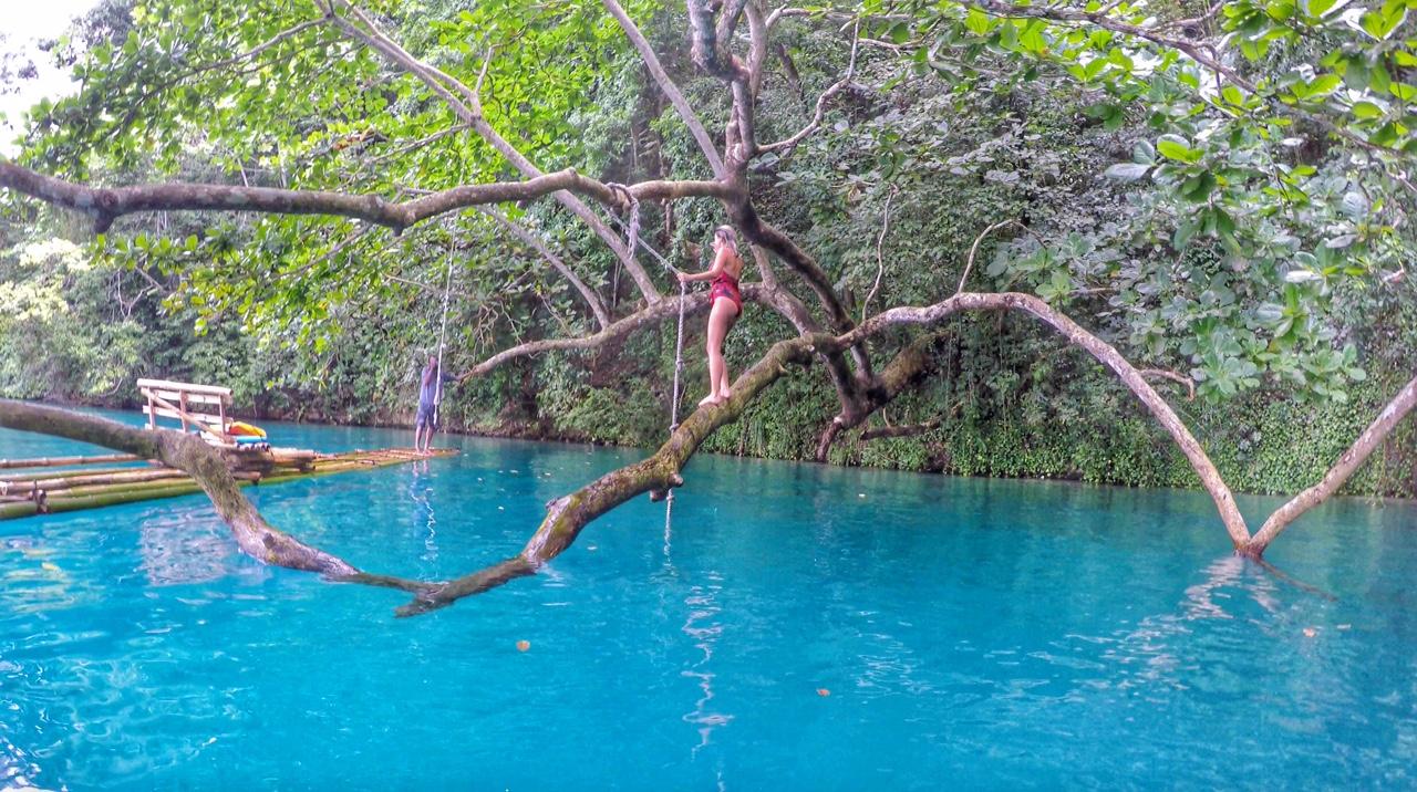Port Antonio Jamaica - Blue Lagoon