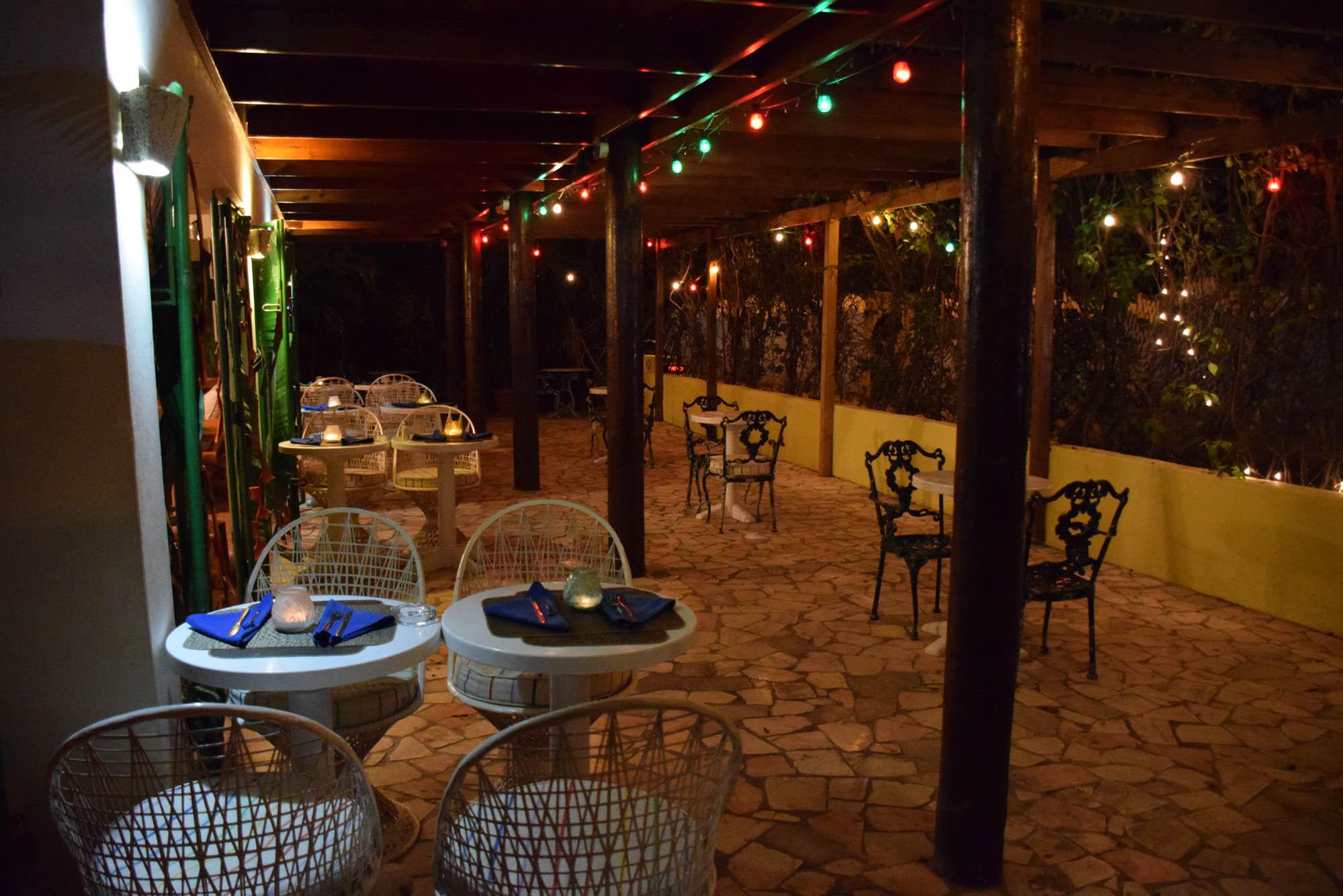 Restaurante Ciao Jamaica, em Negril