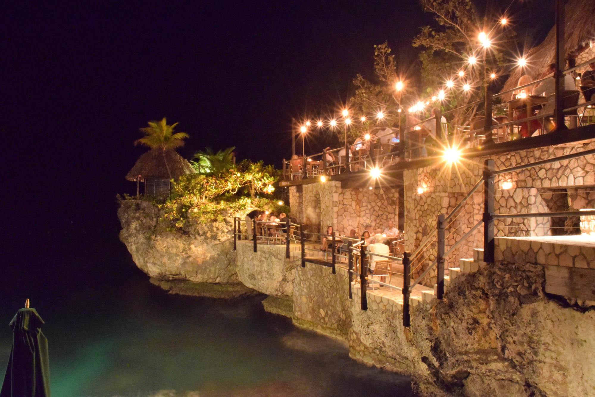 E a noite, esse lugar não fica ainda MAIS charmoso???