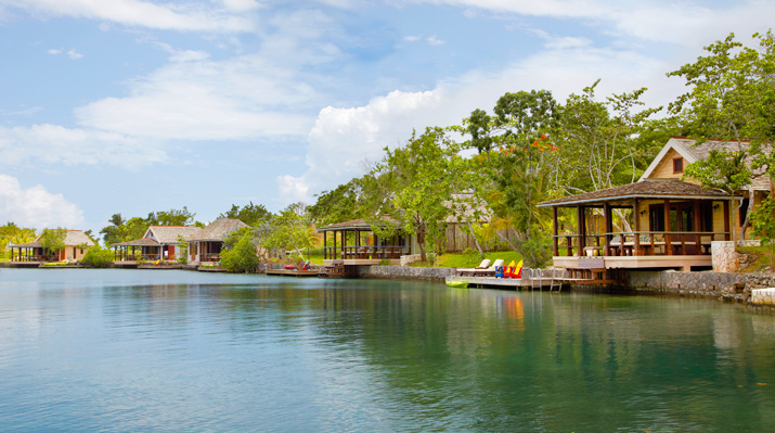 Lagoon Cottages - GoldenEye Hotel