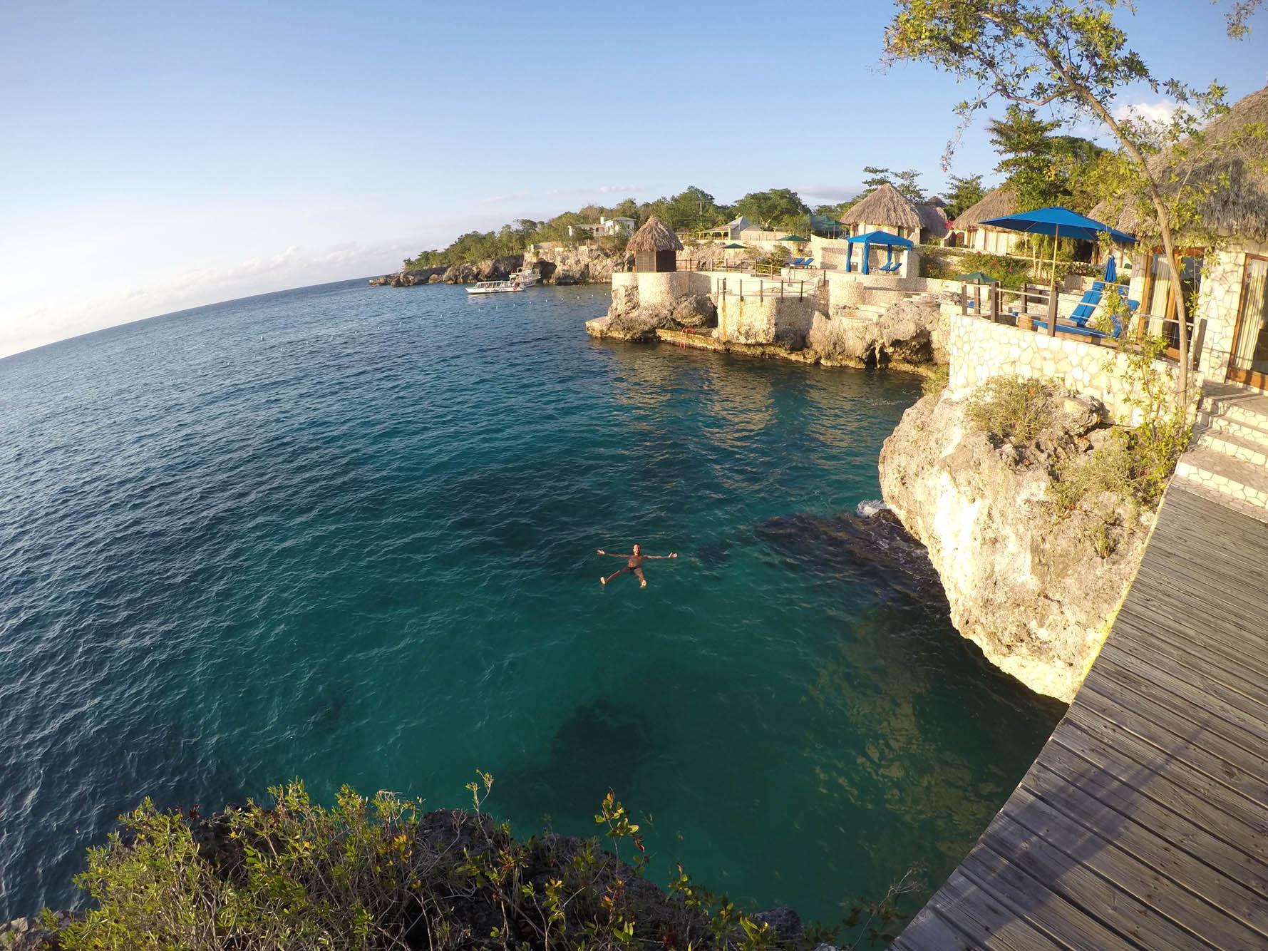 rockhouse hotel negril cliffs jamaica